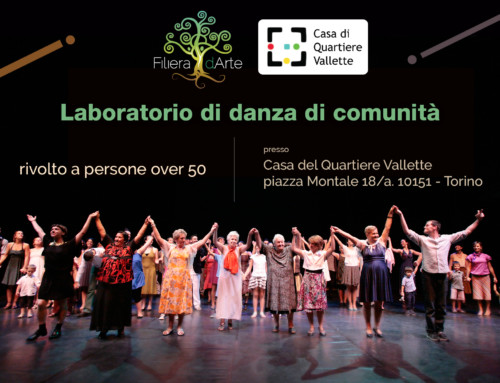 Laboratorio di danza di comunità over 50