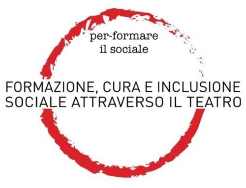 Convegno internazionale Per-Formare il sociale – Milano, 20-21/09/2019