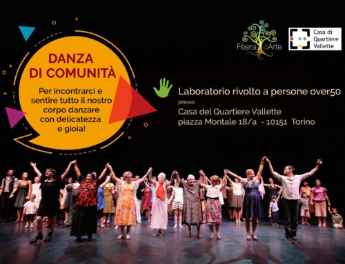 LABORATORIO DI DANZA DI COMUNITÀ PER ADULTI OVER50